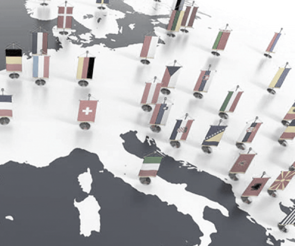 Internationale Koeriersdiensten Belgie – Europa
